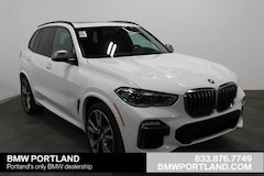 New BMW X5 2020 BMW X5 M50i Sports Activity Vehicle Sport Utility for sale in Portland, OR