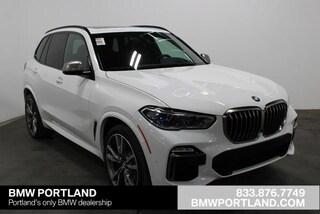 New BMW X5 2020 BMW X5 M50i Sports Activity Vehicle Sport Utility for sale in Portland, OR