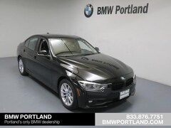 2017 BMW 3 Series Car 320i xDrive Sedan