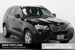 2016 BMW X3 Sport Utility AWD 4dr xDrive28i Portland, OR