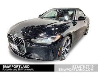 New 2022 BMW 430i xDrive Convertible for sale in Portland, OR