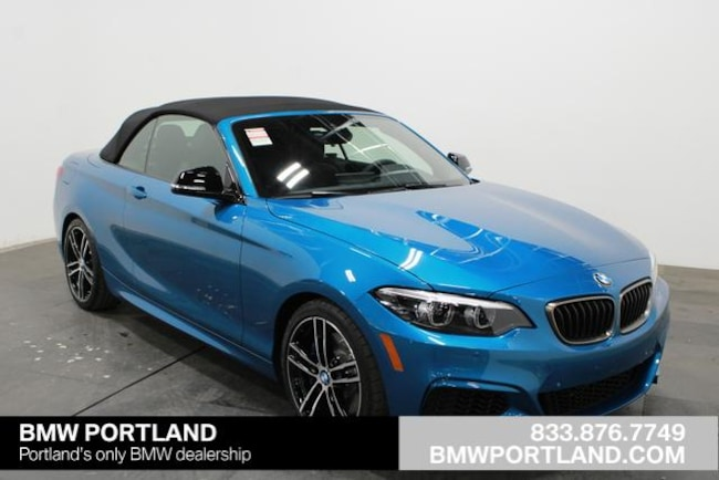 New 2020 BMW 2 Series M240i xDrive Convertible Convertible Portland, OR