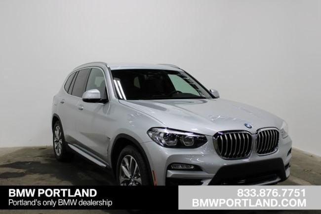 Used 2019 BMW X3 Sport Utility xDrive30i Sports Activity Vehicle Portland, OR