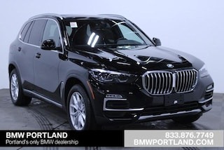New 2020 BMW X5 xDrive40i SAV Portland, OR