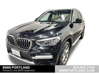 New 2020 BMW X3 PHEV xDrive30e SAV Portland, OR