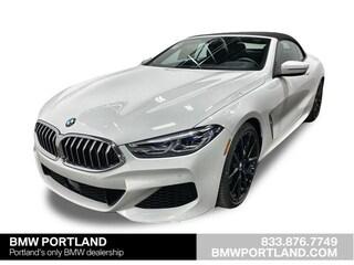New 2022 BMW 840i xDrive Convertible Portland, OR