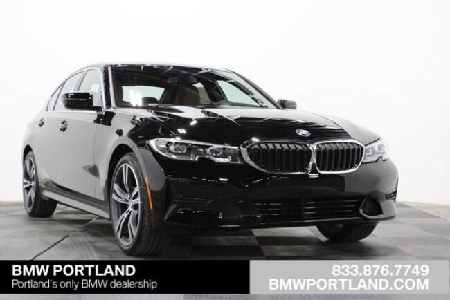 New 2019 BMW 3 Series 330i xDrive Sedan Car Portland, OR