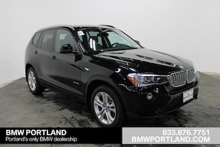 2017 BMW X3 Sport Utility xDrive35i Sports Activity Vehicle Portland, OR