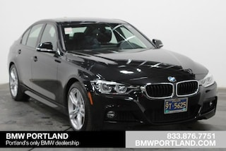 Certified Pre-Owned 2016 BMW 3 Series Car 4dr Sdn 340i RWD Portland, OR