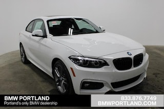 New 2019 BMW 2 Series 230i xDrive Coupe Car Medford, OR