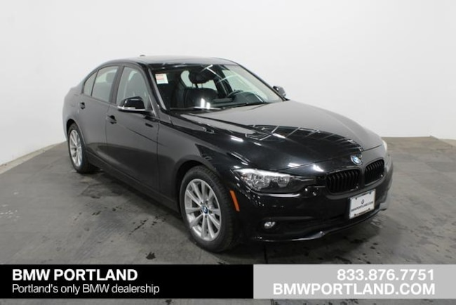 Certified Pre-Owned 2016 BMW 3 Series Car 4dr Sdn 320i xDrive AWD Portland, OR