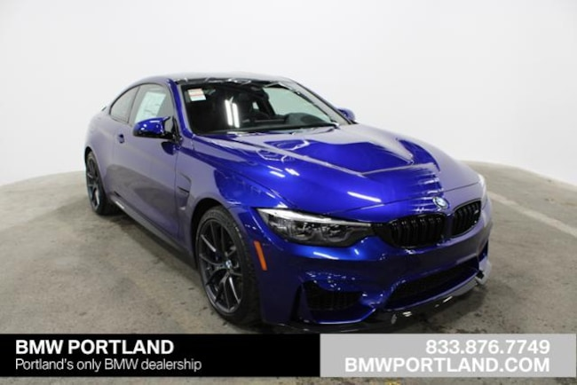 Used 2019 BMW M4 Car CS Coupe Portland, OR