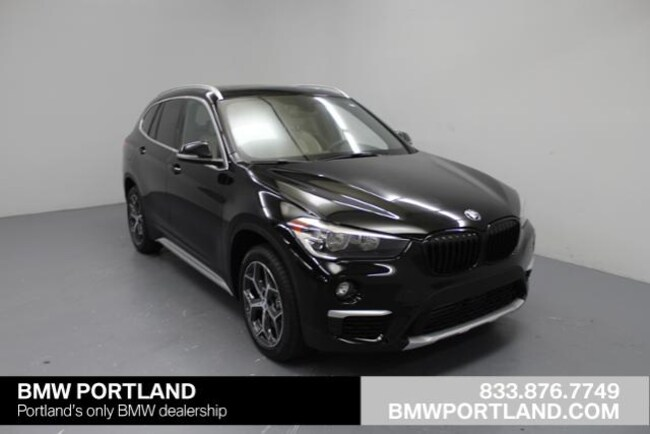 2018 BMW X1 xDrive28i Sports Activity Vehicle Sport Utility