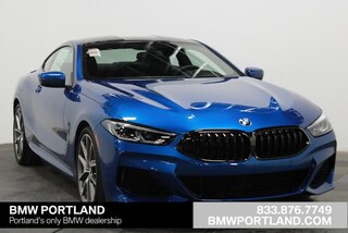 Used 2019 BMW 8 Series M850i xDrive Coupe Car in Portland, OR