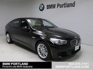 Certified Pre-Owned 2017 BMW 535i Gran Turismo xDrive Portland, OR