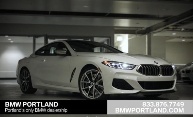 New 2019 BMW 8 Series M850i xDrive Coupe Car Portland, OR