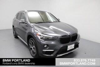 2018 BMW X1 Xdrive28i Sports Activity Vehicle Sport Utility