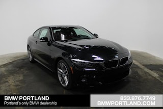New 2019 BMW 4 Series 430i xDrive Coupe Car Portland, OR