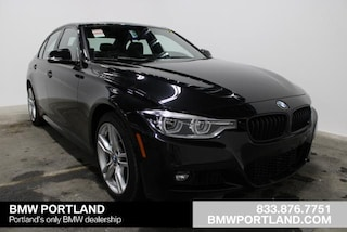 Certified Pre-Owned 2016 BMW 3 Series Car 4dr Sdn 340i Xdrive AWD Portland, OR