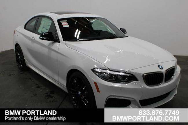 New 2020 BMW 2 Series M240i xDrive Coupe Car Portland, OR