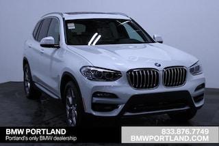 New 2020 BMW X3 xDrive30i SAV Portland, OR