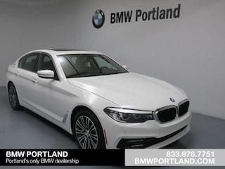 Certified Pre-Owned 2018 BMW 530e Sedan xDrive iPerformance Portland, OR