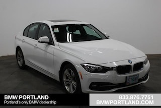 Certified Pre-Owned 2016 BMW 3 Series Car 4dr Sdn 328i xDrive AWD SULEV Portland, OR