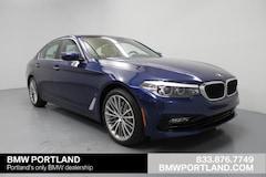New BMW 5 Series 2018 BMW 530e iPerformance Sedan in Portland, OR