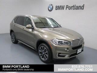 Certified Pre-Owned 2017 BMW X5 SAV xDrive35i Portland, OR