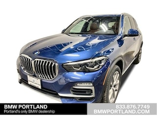 New BMW X5 2021 BMW X5 xDrive40i SAV for sale in Portland, OR