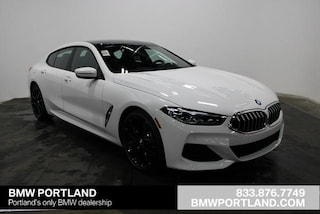 New 2020 BMW 8 Series 840i xDrive Gran Coupe Car Portland, OR