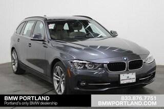 Certified Pre-Owned 2017 BMW 330i Sports Wagon xDrive Portland, OR