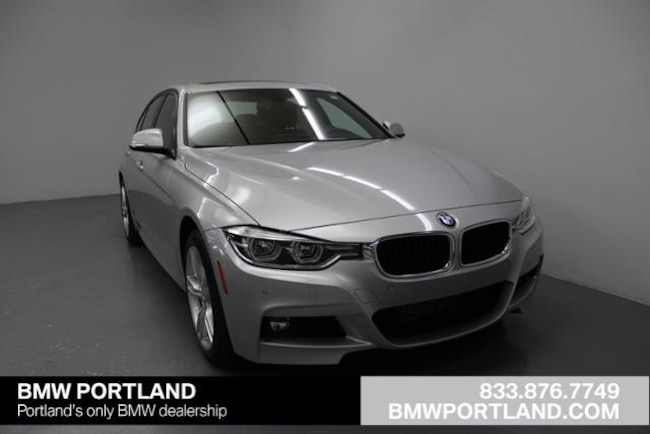 New 2018 BMW 3 Series 328d Xdrive Sedan Car Portland, OR