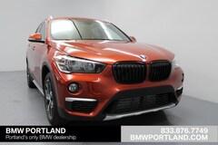 New BMW SAVs 2018 BMW X1 Xdrive28i Sports Activity Vehicle Sport Utility in Portland, OR