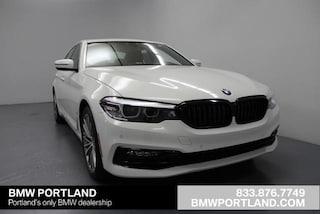 2018 BMW 5 Series 530e Xdrive Iperformance Plug-In Hy Car
