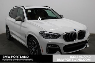 New 2020 BMW X3 M40i Sports Activity Vehicle Sport Utility Portland, OR