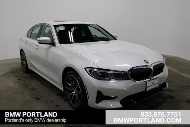Used 2019 BMW 3 Series Car 330i Sedan Portland, OR
