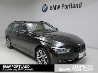 Certified Pre-Owned 2017 BMW 330i Sports Wagon xDrive Portland, OR