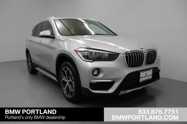 2018 BMW X1 Sport Utility Xdrive28i Sports Activity Vehicle