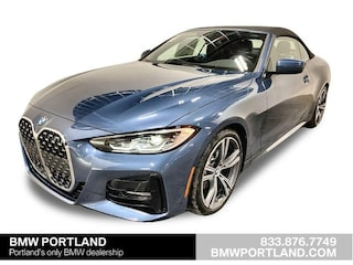 New 2022 BMW 430i Convertible for sale in Portland, OR