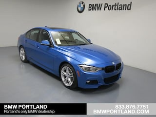 Certified Pre-Owned 2017 BMW 3 Series Car 330e Iperformance Plug-In Hybrid Portland, OR