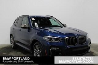 Used 2019 BMW X3 SAV M40i in Portland, OR