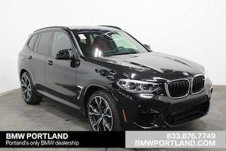 New 2020 BMW X3 M Sports Activity Vehicle SAV Portland, OR