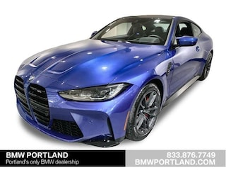 New 2022 BMW M4 Coupe Portland, OR
