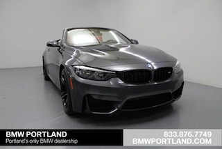 New 2019 BMW M4 Convertible Convertible Portland, OR