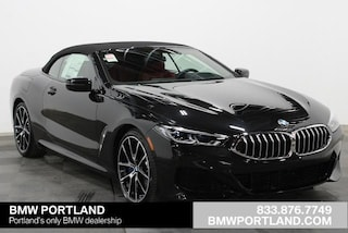 New 2020 BMW 8 Series 840i xDrive Convertible Convertible Portland, OR