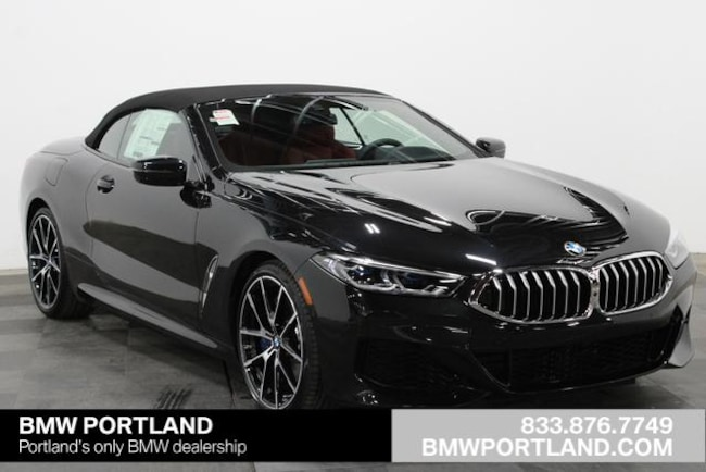New 2020 BMW 8 Series 840i xDrive Convertible Convertible Portland, OR