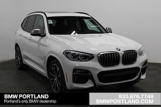 New 2021 BMW X3 M40i SAV for sale in Portland, OR