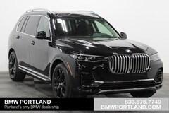 New BMW X7 2019 BMW X7 xDrive40i Sports Activity Vehicle Sport Utility for sale in Portland, OR