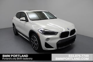Certified Pre-Owned 2018 BMW X2 Sport Utility Xdrive28i Sports Activity Vehicle Portland, OR